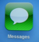 iOS 5 Messages icon